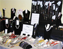 Jewellery at Church Event