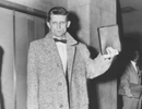 David Wilkerson Outside Court Room - 1957