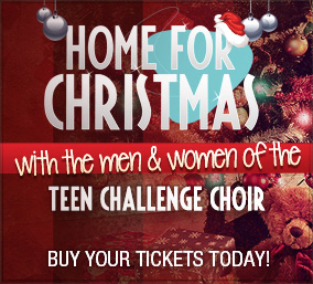 Teen Challenge 'Home For Christmas' Choir Concert