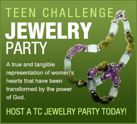 Teen Challenge GTA Jewelry Party
